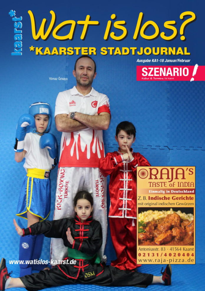 Kampfsport Kaarst in Wat is los? dem Kaarster Stadtjournal